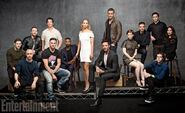 X-Men Cast Comic Con 2015