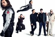 Avengers - Infinity War Vanity Fair Promobild 6