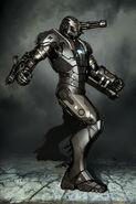 Iron Man 2 Konzeptfoto 12