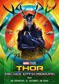 Thor - Tag der Entscheidung Charakterposter Loki