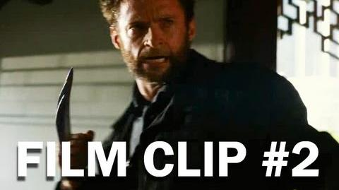 """The Wolverine - Official """"Funeral"""" Clip 2"""