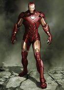 Iron Man 2 Konzeptfoto 16