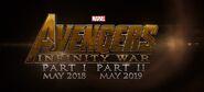 Avengers - Infinity War Filmlogo