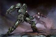 Iron Man 2 Konzeptfoto 10