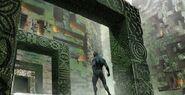 Black Panther Konzeptzeichnung 1