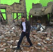 X-Men Apokalypse Dreharbeiten 14