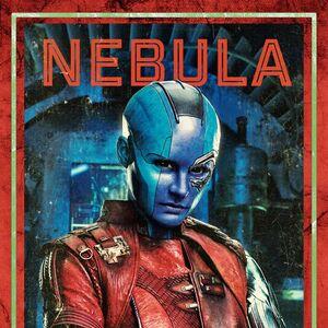 Guardians of the Galaxy Vol.2 deutsches Charakterposter Nebula.jpg