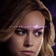 Avengers - Endgame - Captain Marvel Poster.jpg