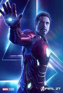 Avengers - Infinity War - Iron Man Poster