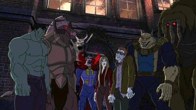 Howling Commandos (Hulk: Where Monsters Dwell)
