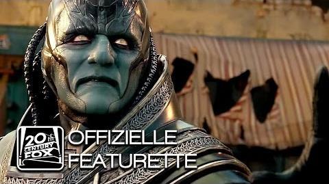 X-Men Apocalypse Zu Kämpfen Featurette Deutsch HD German