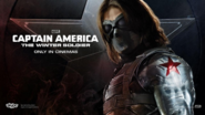 Captain America 2 Promobild Winter Soldier