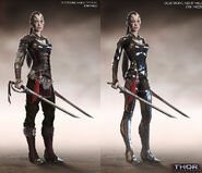 Thor - The Dark Kingdom Konzeptfoto 47