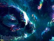 Doctor Strange Entertainment Weekly Konzeptbild 2