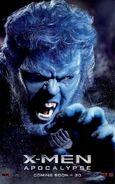 X-Men Apocalypse - Beast Charakterposter