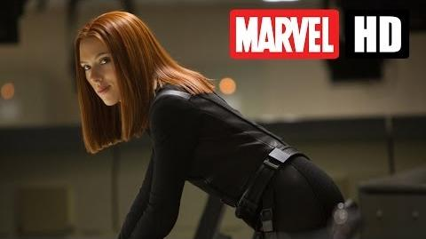 THE RETURN OF THE FIRST AVENGER - Black Widow - Marvel-0