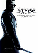 Blade Trinity - Blade Charakterposter