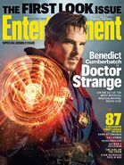 Doctor Strange Entertainment Weekly Cover