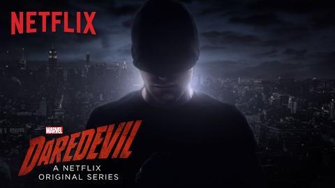 Marvel's Daredevil Matt Murdock Motion Poster 2 HD Netflix
