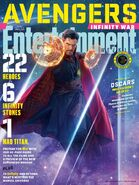 Avengers - Infinity War Entertainment Weekly Cover 6