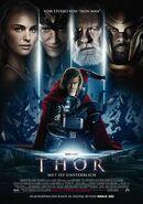 Thor deutsches Kinoposter 2