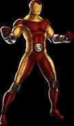 Shocker/Hero