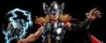 Thor (Jane Foster) Dialogue 1