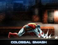 Colossus Level 9 Ability