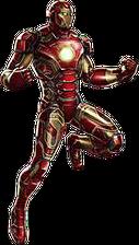 Iron Man Mk 43 Armor