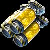 3 Unstable Iso-8 Yellow
