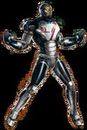 Iron Man-Legion Transponder