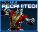Colossus Recruited Old