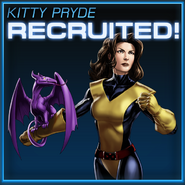 Kitty Pryde Recruited