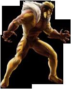 Sabretooth/Hero