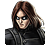 Winter Soldier Icon