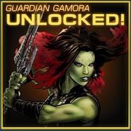 Guardian Gamora Unlocked