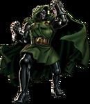 Doctor Doom Portrait Art