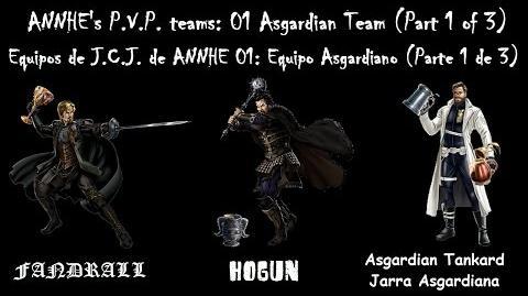 ANNHE's P.V.P. teams-Asgardian Tema.