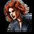 Black Widow Icon