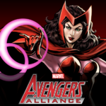 Scarlet Witch Defeated