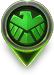Deploy Mission Map Icon