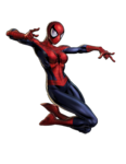 Amazing Spider-Woman Portrait Art