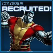 Colossus Recruited