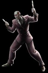 Demonic Mafioso