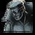 Grey Gargoyle Icon