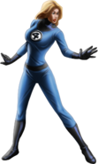 Invisible Woman-Classic-iOS