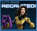 Kitty Pryde Recruited Old