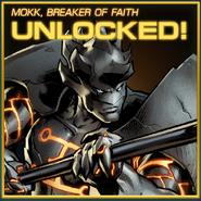 Black Knight Mokk Unlocked
