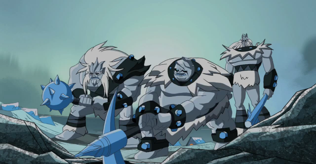 Frost Giant The Avengers Earth S Mightiest Heroes Wiki Fandom