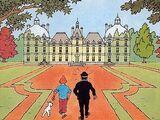 El castillo de Moulinsart